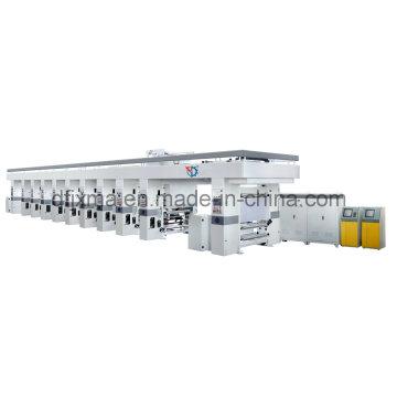 Machine de presse d'impression en papier à papier en aluminium à cigarette