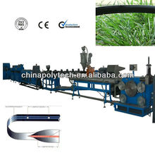 The flat drippier irrigation belt line(plastic machine)