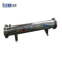 Preço do permutador de calor do tubo de Shell farmacêutico e químico