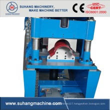 Colour Painted Steel Sheet Roof Ridge Capping Forming Machine