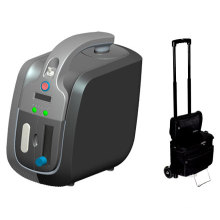 Concentrateur portable d'oxygène portable pour soins ménagers