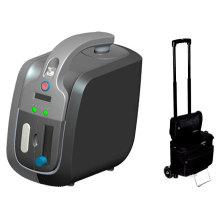 Concentrador portátil do oxigênio dos cuidados médicos do agregado familiar