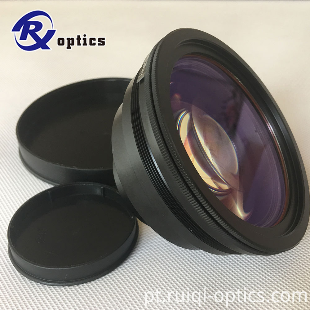 f63mm 1064nm f theta lens