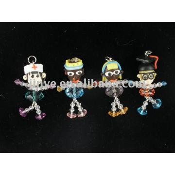 мода кристалл бусина фарфор игрушка фигурка
