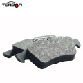 FDB1766 Plaquettes De Frein Fabricants Pour Jaguar