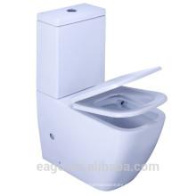 EAGO Lavabo estilo moderno de dos piezas Closet de agua WA390p / s / sb3900
