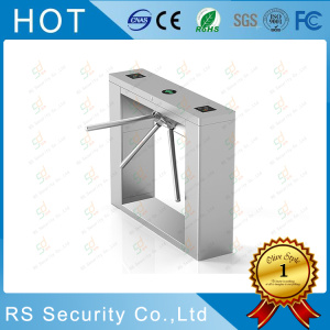 Full Automatic Systems Fingerprint Tripod Turnstile Gate