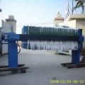 Mining/Metallurgy Wastewater Treatment FilterPress