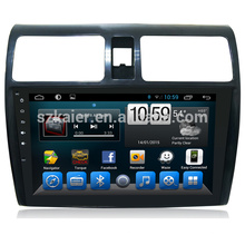 Wholesale OEM Allwinner Android Car dvd player Auto Central Multimedia for Suzuki Swift 2016 2015 2014 Screen with TV Mirror BT