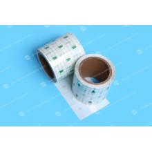 Precio competitivo 10cmx10m Médico impermeable Transparente Dressing Roll Y PU película