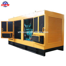 Water Powered Generator Sale/1000KVA Silent Diesel Generator