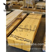 7T3498 Flat Grader Blade and Cutting Edge Heat Treated Motor Grader