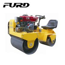 Tipo de Condução Novo Compressor Vibratório Diesel