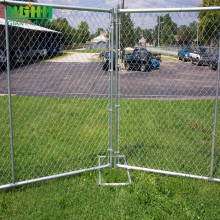 ISO9001+PVC+Coated+Military+Chain+Link+Fence