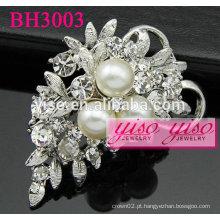 Broches de jóias florais de alta qualidade