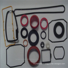 Rondelle de silicone en caoutchouc métrique faite sur commande de néoprène Viton EPDM