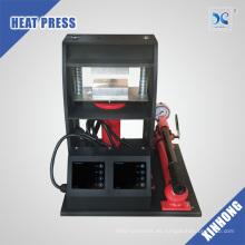Venta al por mayor de prensa manual hidráulica de calor de rosca de 10 toneladas