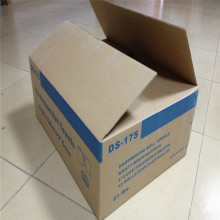 Comercio al por mayor 1-12 Courier Moving Kraft Paper Box