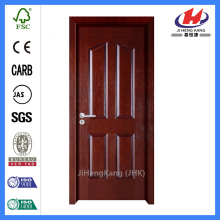 *JHK-004 4 Panel Interior Doors Internal Oak Doors Veneer Oak Doors