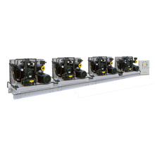 PET Reciprocating Compressor Multi-level Compression