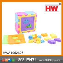Lucu pendidikan awal kanak-kanak DIY bata mainan