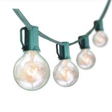 Лампа накаливания Ретро Глобус Строка Feston Lighting
