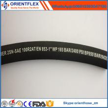 Лучшая цена гидравлического шланга SAE100 R2 / En853 2sns