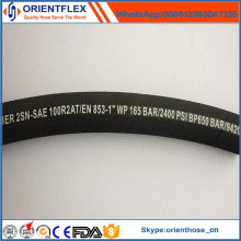 Cheap Rubber Hydraulic Hose SAE100 R2