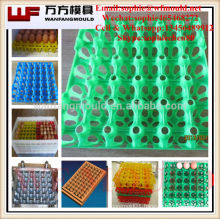 Plastic Injection egg tray mould made in China/OEM Custom plastic injection egg tray mold making