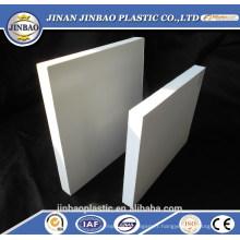 feuille de forex en plastique de PVC de prix usine de matériel de construction