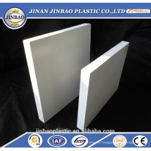 building material factory price PVC plastic forex sheet