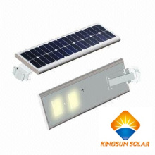30W Integrated Solar LED Street Light Price
