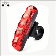 7 Flashing Modes LED Bike Warning Light