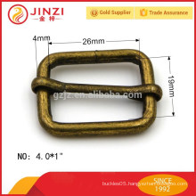 tailored metal accessories, metal brass slider for handbags strap