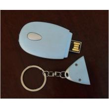 Solar Mini USB Plastic Mouse Shaped