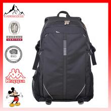 Nouveau sac à dos d'école d'ordinateur portable de sacs à dos d'ordinateur portable de polyester d'hommes de conception