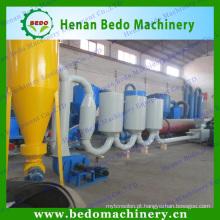2015 o secador o mais profissional da tubulação do ar quente da serragem / o secador de tubulação quente da serragem para a peletização 008613253417552
