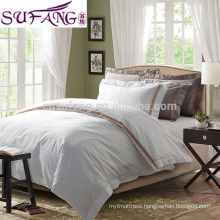 2017Amazon Hot Sale high quality embroidery elegant king comforter sets