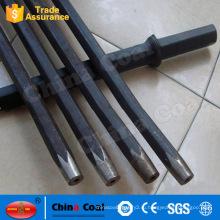 Шаньдун Китай Угля Группа В22 Конические Штанги Бурильной Стали Утеса, Связанных С Биты Кнопки