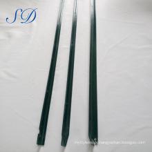 Professionelle Herstellung Green Cast Iron t Zaun Post für Kanada