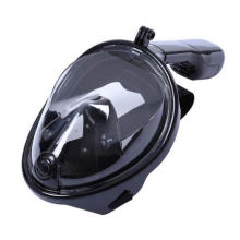 Hot 2017 Snorkel Mask Full Face Free Breathing Design Snorkeling with Anti-Fog & Prevent Gag Reflex with Tubeless Design for Adults and Youth