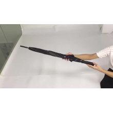 China professional manufacturer digital printing nylon fabric high quality straight umbrella with logo prints