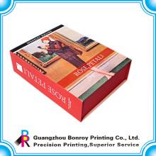 Handmade luxury cardboard perfume box wholesale