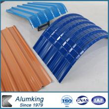 5052/8011 Corrugated Aluminum Sheet for Construction