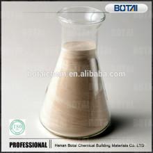 fabricantes de plastificante e superplastificante