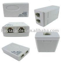 Telefon Telefon Modem ADSL RJ11 Splitter Filter