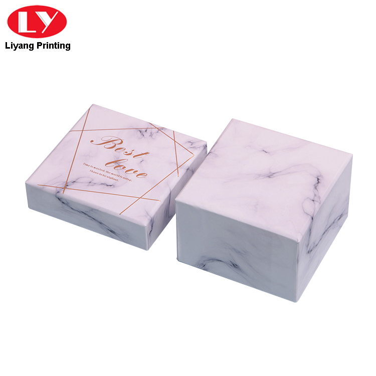 Marble Paper Box