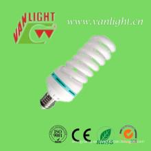 Alto Lumen T4 completo espiral 30W CFL, lámpara ahorro de energía