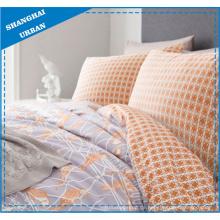 Orange Papagei Thema Polyester Bettbezug Bettwäsche