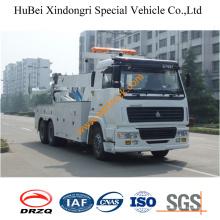 Véhicule de camion de récupération Steyr 25ton Euro3
